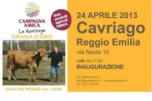 Nuova Bottega Parmigiano Reggiano e prodotti agricoli italiani Grana d'Oro