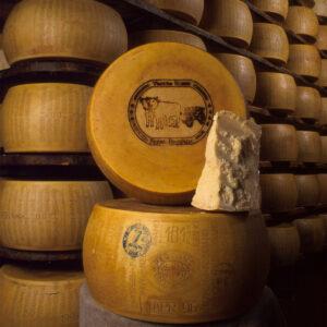 Parmigiano Reggiano DOP vacche rosse Grana d'Oro