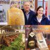Grana d'Oro Matteo e Luciana Catellani, Parmigiano Reggiano vacche rosse razza reggiana