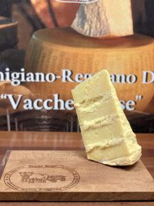 Parmigiano Reggiano vacche rosse Grana d'Oro, razza reggiana